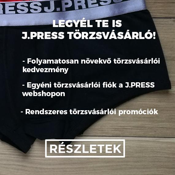 a54573f90c Fehérnemű - J.PRESS